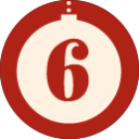 #6 Ornament